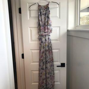 Anthropology long dress